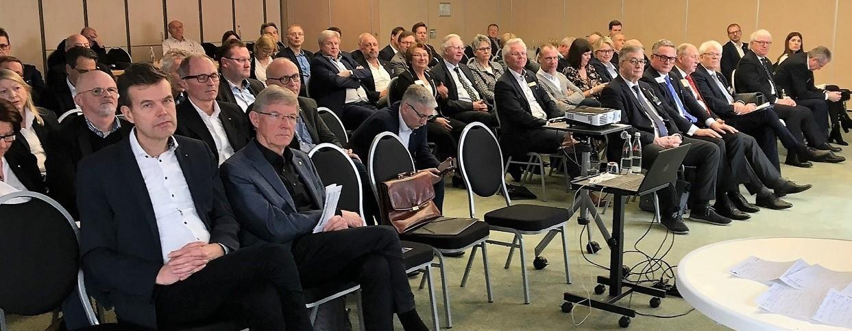 Distriktversammlung am 25. September 2021 in Bielefeld