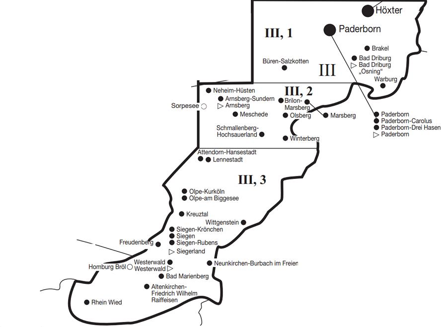 Distrikt-Region III
